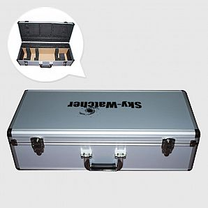 Custom Aluminum Case for Telescope